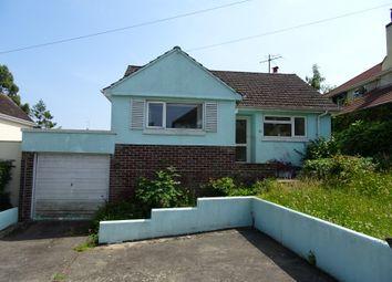Thumbnail 2 bedroom detached bungalow for sale in 65 Laura Grove, Paignton, Devon