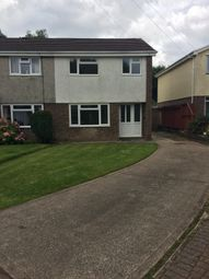 Thumbnail 3 bed property to rent in Ffordd Yr Ywen, Tonteg, Pontypridd