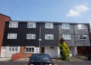 Thumbnail 3 bed terraced house for sale in Stellman Close, Hackney