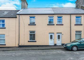 Thumbnail 3 bed terraced house for sale in Bessemer Street, Blackhill, Consett