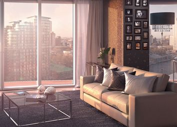 Thumbnail 2 bedroom flat for sale in Baltimore Tower, Baltimore Wharf, Canary Wharf, London