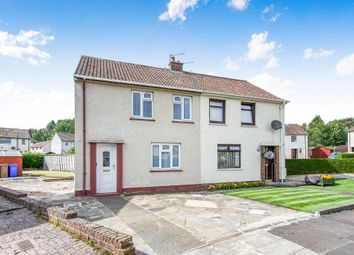 Thumbnail 2 bed semi-detached house for sale in James Campbell Road, Ayr