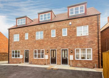 Thumbnail 3 bed end terrace house for sale in Millgate, Selby