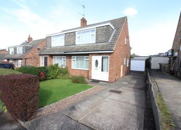 Thumbnail 3 bed semi-detached house for sale in Denesway, Garforth, Leeds