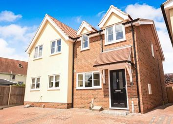 Thumbnail 3 bed semi-detached house for sale in Heybridge, Maldon, Essex