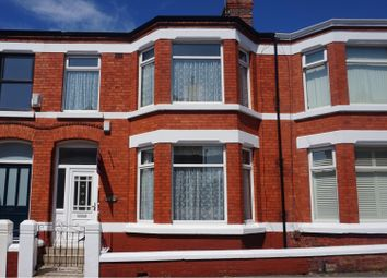 Thumbnail 4 bed terraced house for sale in Woodlands Road, Liverpool