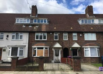 Thumbnail 3 bedroom town house for sale in Gainford Road, Liverpool