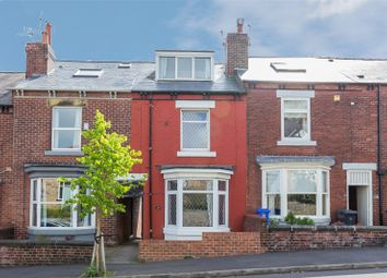 Thumbnail 3 bed terraced house for sale in Louth Road, Sheffield, South Yorkshire