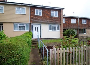 Thumbnail 3 bed terraced house for sale in Eskin Close, Tilehurst, Reading, Berkshire