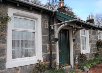 Thumbnail 2 bed terraced bungalow for sale in 3 Railway Cottages, Lochawe