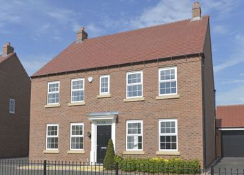 "Thumbnail 4 bedroom detached house for sale in ""Chelworth"" at Forest House Lane, Leicester Forest East, Leicester"