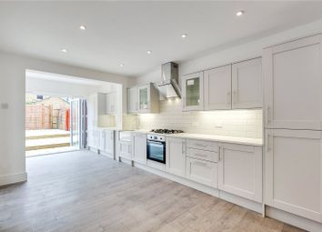 Thumbnail 4 bed terraced house to rent in De Morgan Road, Sands End, London