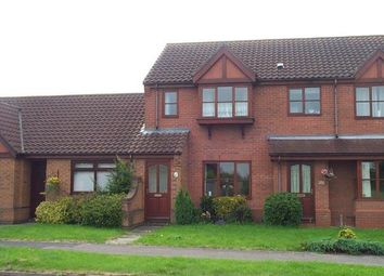 Thumbnail 2 bed semi-detached house to rent in Poachers Brook, Skellingthorpe, Lincoln