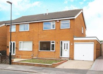 Thumbnail 3 bed semi-detached house for sale in Ridge View Drive, Sheffield, South Yorkshire