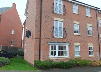 Thumbnail 2 bed flat to rent in Fieldfare Close, Corby