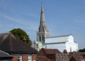 Thumbnail 2 bedroom flat for sale in South Street, Chichester, West Sussex
