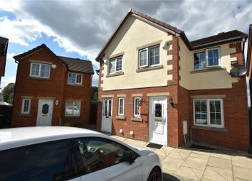Thumbnail 3 bed semi-detached house for sale in Mode Hill Lane, Whitefield, Manchester