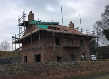 Thumbnail 4 bed detached house for sale in Rear Of Pinfold Cottages, Raskelf, York