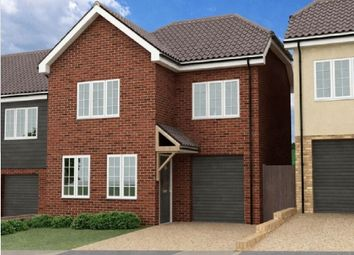 Thumbnail 3 bed detached house for sale in Doverfield, Goffs Oak, Waltham Cross