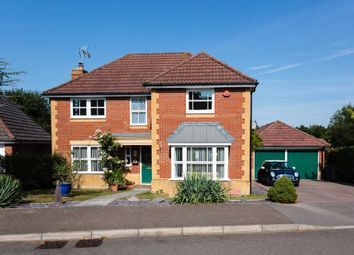 Thumbnail 4 bedroom detached house for sale in Turners Close, Southwater, Horsham