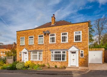 Thumbnail 3 bed semi-detached house to rent in 18 Millers Close, Goring On Thames