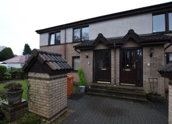 Thumbnail 2 bed flat to rent in Kilmardinny Gate, Bearsden, Glasgow