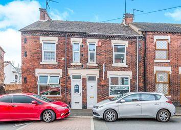 Thumbnail 3 bed terraced house for sale in Portland Street, Hanley, Stoke-On-Trent
