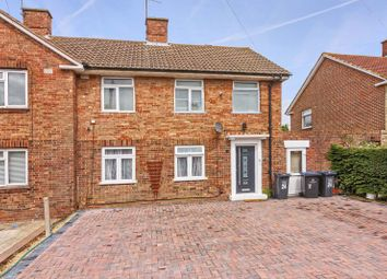 Thumbnail 3 bed semi-detached house to rent in Peveril Drive, Sompting, Lancing