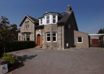 Thumbnail 4 bed semi-detached house for sale in Leven Road, Lundin Links, Leven