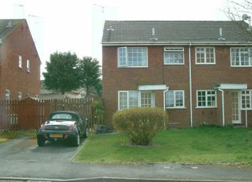 Thumbnail 1 bed terraced house to rent in Clayhall Road, Droitwich