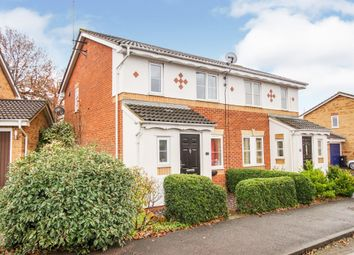 Thumbnail 3 bed semi-detached house for sale in Bye Mead, Emersons Green, Bristol