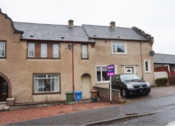 Thumbnail 3 bed terraced house for sale in Craigbank, Sauchie
