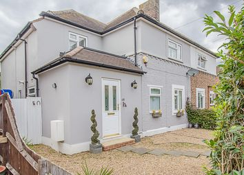 Thumbnail 3 bed property for sale in Grange Road, West Molesey