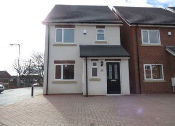 Thumbnail 4 bed detached house for sale in Cavalcade Close, Off Stroud Avenue, Willenhall