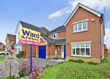 Thumbnail 4 bed detached house for sale in Greenhill, Staplehurst, Kent
