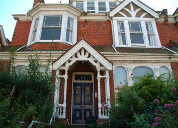 Thumbnail 1 bedroom flat to rent in Southfields Road, Eastbourne
