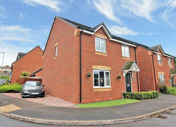 Thumbnail 4 bed detached house for sale in Bowling Alley Street, Talke, Stoke-On-Trent