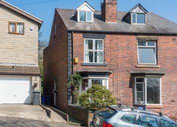 Thumbnail 3 bed semi-detached house for sale in Langsett Avenue, Sheffield