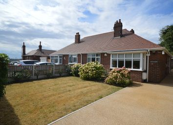 Thumbnail 2 bed semi-detached bungalow for sale in Poplar Avenue, Castleford