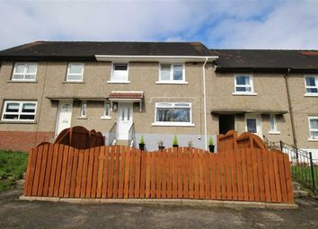 Thumbnail 3 bed terraced house for sale in Nairn Road, Greenock, Renfrewshire