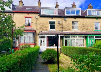 Thumbnail 4 bed terraced house for sale in Wensley Avenue, Shipley