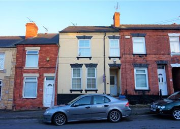 Thumbnail 2 bed terraced house for sale in Cedar Street, Mansfield