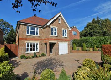 Thumbnail 6 bed detached house for sale in Kildonan Close, Watford