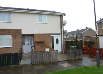 Thumbnail 2 bed flat to rent in Culloden Way, Billingham