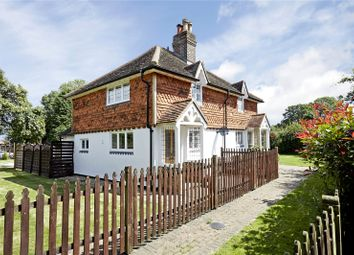 Thumbnail 2 bed semi-detached house for sale in Outwood Lane, Kingswood, Tadworth, Surrey