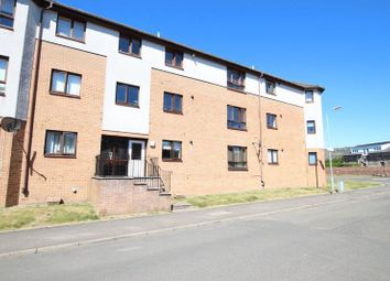 Thumbnail 2 bed flat for sale in Poindfauld Terrace, Dumbarton