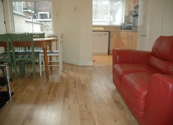 Thumbnail 4 bed terraced house to rent in Parkfield Street, Rusholme, Manchester