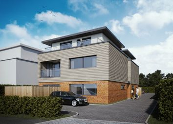 Thumbnail 2 bed flat for sale in West Way, Botley, Oxford