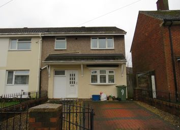 Thumbnail 3 bed end terrace house to rent in Carburt Road, Stockton-On-Tees