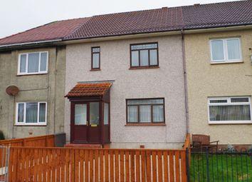 Thumbnail 4 bedroom terraced house for sale in 33 Reid's Avenue, Stevenston